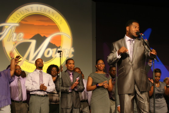 Earl BYnum and The Mount 2014