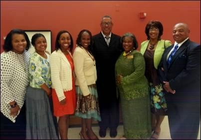 Ministers at SPBC 2015
