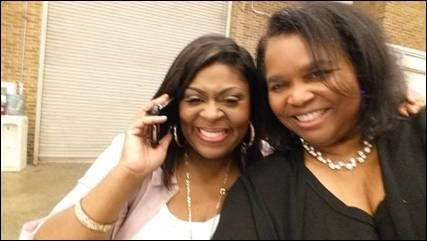 The Belle and Kim Burrell 2015