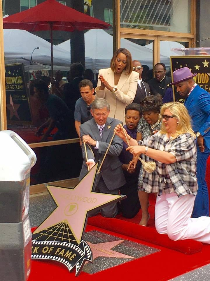 Shriley Caesar Unveiling the Star