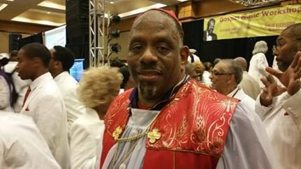 Bishop Albert Jamison